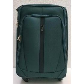 Тканевой чемодан Fly средний      (зелёный)  20-12-080
