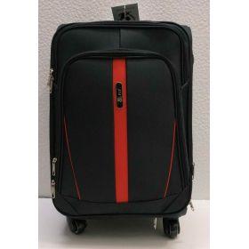 Тканевой чемодан Fly маленький (чёрный)  21-06-060
