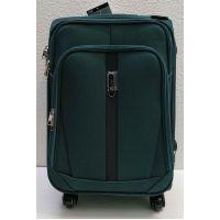 Тканевой чемодан Fly маленький (зелёный)  21-06-060