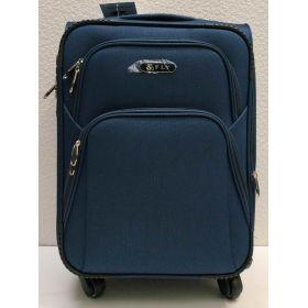Тканевой чемодан Fly маленький (синий)  21-06-171