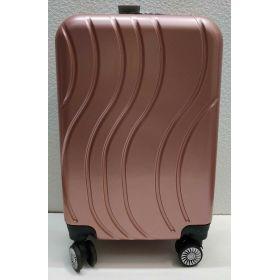 Дорожный пластиковый чемодан  (маленький)  21-06-173
