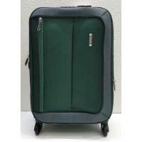 Тканевый чемодан Verona  маленький (зелёный)  21-08-028