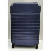 Дорожный пластиковый чемодан CRAVITT большой (синий) 21-08-029