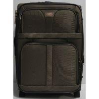 Дорожный тканевый чемодан (маленький-коричневый) 19-03-020
