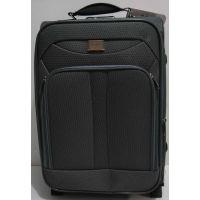 Дорожный тканевый чемодан (маленький-серый) 19-03-029