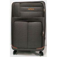 Дорожный тканевый чемодан  ( большой) 19-05-095
