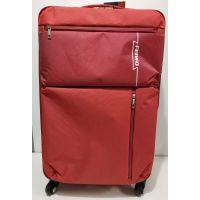 Дорожный тканевый чемодан (большой красный) 19-06-001