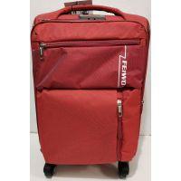 Дорожный тканевый чемодан (маленький красный) 19-06-003
