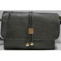 Женский  клатч на пять отделений (тёмно-серый) 18-08-012