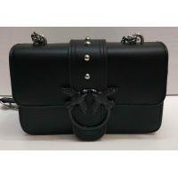Женский стильный клатч  (чёрный) 21-05-031