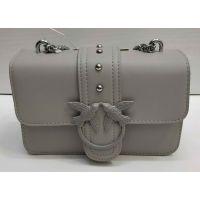 Женский стильный клатч  (серый) 21-05-031
