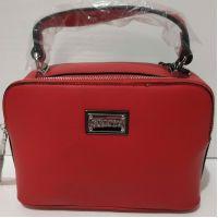 Женская сумка-клатч Sulia  (красный) 20-06-039