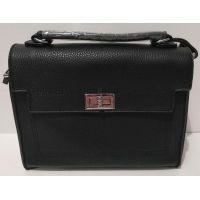 Женская сумка-клатч Sulia  (чёрный) 20-06-043
