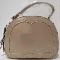Женский кожаный клатч (золотой) 20-07-001