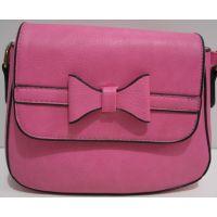 Женский небольшой клатч (розовый) 19-03-049