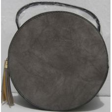 Женский сильный клатч-таблетка (серый) 19-08-090