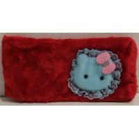 Детский кошелёк-пенал(красный)  17-1-001