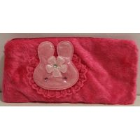 Детский кошелёк-пенал(розовый)  17-1-001