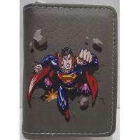 Детский кошелёк для мальчика (Супермен-2) 18-12-001