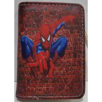 Детский кошелёк для мальчика (Человек-паук) 18-12-001