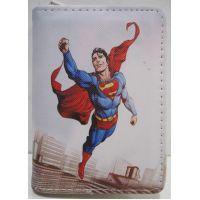 Детский кошелёк для мальчика (Супермен) 18-12-001