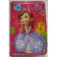Детский кошелёк для девочки (Принцесса София) 18-12-002