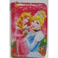 Детский кошелёк для девочки (Принцессы) 18-12-002