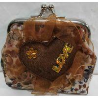 Детский кошелёк бантом  (12) 19-11-058