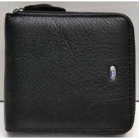 Женский кожаный кошелёк Dr.Bond (чёрный) 21-08-122
