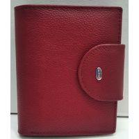 Женский кожаный кошелёк Dr.Bond (бордовый) 21-08-123