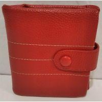 Женский раскладной кошелёк Fani (красный) 20-01-051