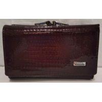 Женский кожаный кошелёк Balisa (бордовый) 20-01-057