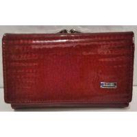 Женский кожаный кошелёк Balisa (красный) 20-01-057