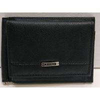 Мужской кожаный зажим Balisa (чёрный) 20-12-056