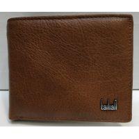 Мужской кожаный кошелёк Tailian (коричневый) 20-12-058