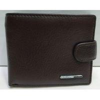 Мужской кожаный кошелёк Tailian (тёмно коричневый) 20-12-059