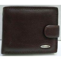 Мужской кожаный кошелёк Tailian (тёмно коричневый) 20-12-060
