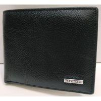 Мужской кожаный кошелёк Tailian (чёрный) 20-12-061