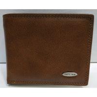 Мужской кожаный кошелёк Tailian (коричневый) 20-12-063