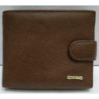 Мужской кожаный кошелёк Tailian (коричневый) 20-12-071