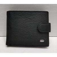 Мужской  кошелёк Dr.Bond (чёрный) 21-08-108