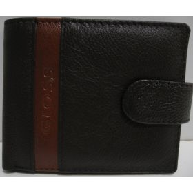 Мужской кошелёк Gioss (коричневый) 19-03-011