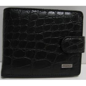 Мужской кошелёк Cantrol (чёрный) 19-03-012
