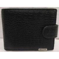Мужской кожаный кошелёк Bretton (чёрный) 20-01-079