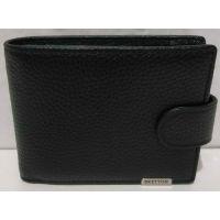 Мужской кожаный кошелёк Bretton (чёрный) 20-02-003