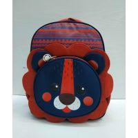 Детский  тканевый рюкзак  (синий) 21-05-035