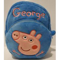 Детский плюшевый рюкзак 20-09-001