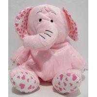 """Детский рюкзак """"Слон"""" (розовый) 17-12-200"""