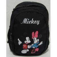 Тканевый рюкзачок Mickey (чёрный) 17-8-065