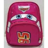 Детский рюкзак-тачка для мальчика (малиновый) 17-8-069